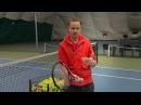 Теннис Удар слева двумя руками Хватка и прочее