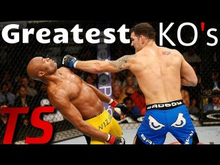 Extremely Strong Knockouts in MMA - Greatest KO's extremely strong knockouts in mma - greatest ko's