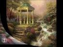 Потрясающие картины Томаса Кинкейда Thomas Kinkade Art
