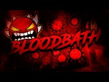 Geometry Dash 2.1 - NewBuffedHarder Bloodbath (Impossible Demon) de Riot y ya xD (Hackeado)