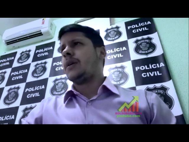 Desabafo de um Delegado A Polícia Prende e A Justiça Solta