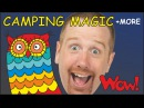 Camping Magic English Stories for Kids from Steve and Maggie   Learn English with Wow English TV