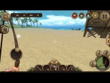 Survival Island Evolve (Gameplay How to hunt and fish) Part I