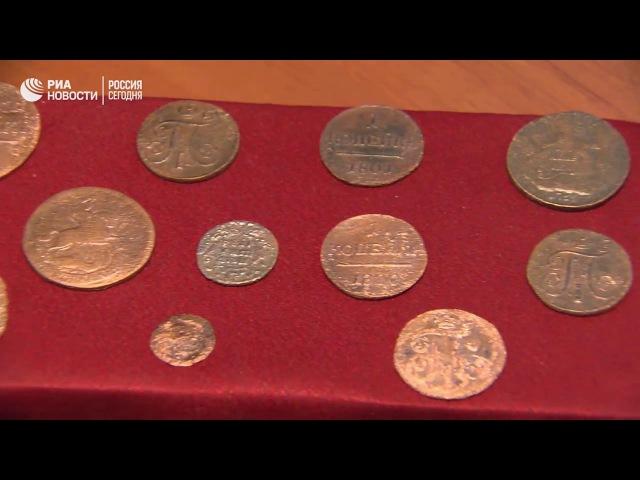 Монеты времен Ивана Грозного