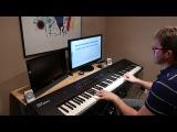 Reality - Vladimir Cosma (Richard Sanderson song) - Piano Cover &amp Sheet