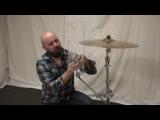 Installing The Cymbal Shield (Smokin Ace Case Company)