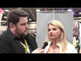 Vicky Vette interview at EXXXOTICA 2015 in Dallas, TX - on the state of the adult film industry