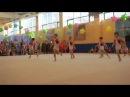 Показательное выступление Спортивная гимнастика