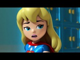 Trading Places - LEGO DC Super Hero Girls