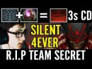 MIRACLE Play Lambo BS in Pro Game RIP Team Secret Pro Dota 2