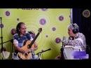Гитарист Вадим Чебанов в авторской программе Валерия Сёмина «Гости» на «Радио-1»