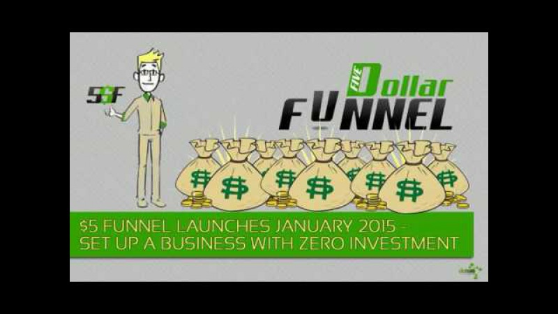Five Dollar Funnel New Exciting Way To Earn Money Online