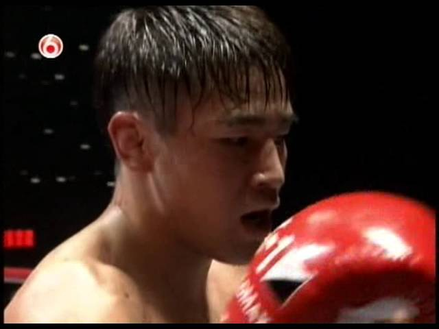Masato Kobayashi vs Gago Drago K 1 World MAX 2008 Final 8