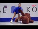 Анна Погорилая. КП Танго Чемпионат Европы 2017, КП 2 74.39