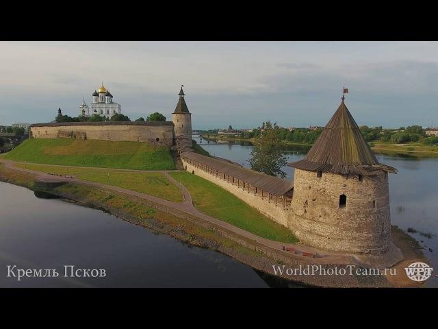 Крепости России, Новгородская и Псковская область