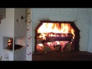 Русская печь Экономка Очень маленькая 140х89 см Russian stove housekeeper Very little