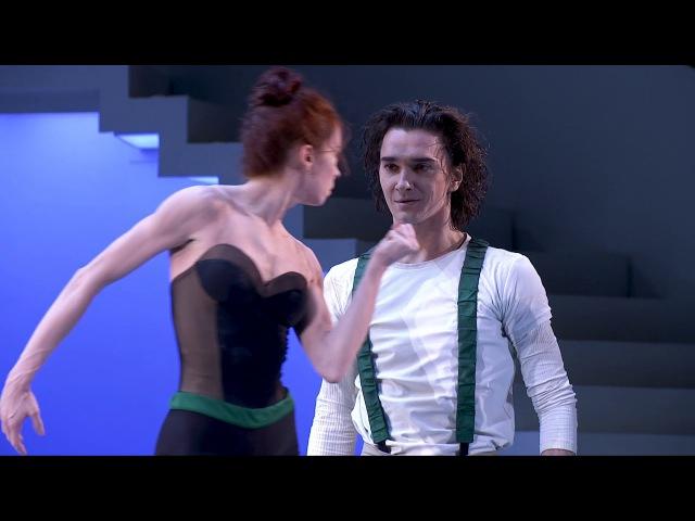 Большой балет в кино Укрощение строптивой часть 2 Bolshoi Ballet in cinema The Taming of the Shrew part2