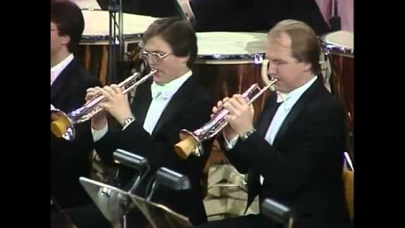 Карл Орф (Carl Orff) - Carmina Burana (Seiji Ozawa, Berlin Philharmonie, 1989)