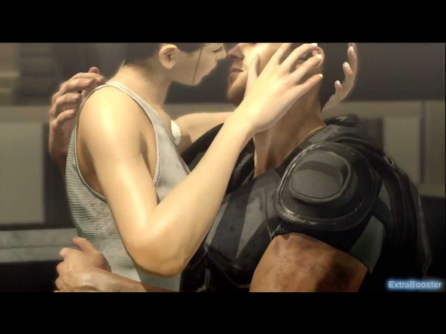 Binary Domain Chapter 4 Lucky Dan Cutscene
