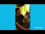 Видеообращение Ли-Мануэля к поклоннице #2  06.07.16