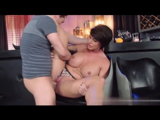 Mature mom seducing stepdaughters