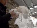 Живые бумажные скульптуры китайского дизайнера покоряют мир