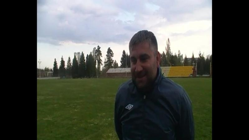 Интервью Гарика Бебпиева