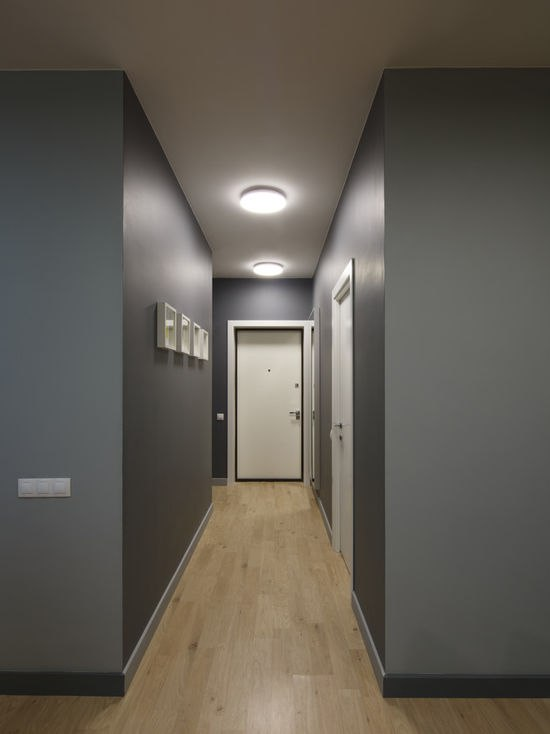 Квартира-студия 45 м в Москве.