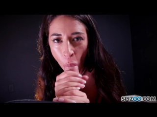 Jasmine tame interracial oral gangbang