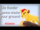 Kion - R O A R (The Lion Guard)