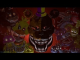 Five Nights at Freddys 4 Animation Song I Got No Time SFM FNAF (3)