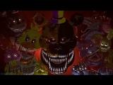 Five Nights at Freddys 4 Animation Song I Got No Time SFM FNAF (3)