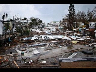 Ураган «Нейт» накрывает побережье США