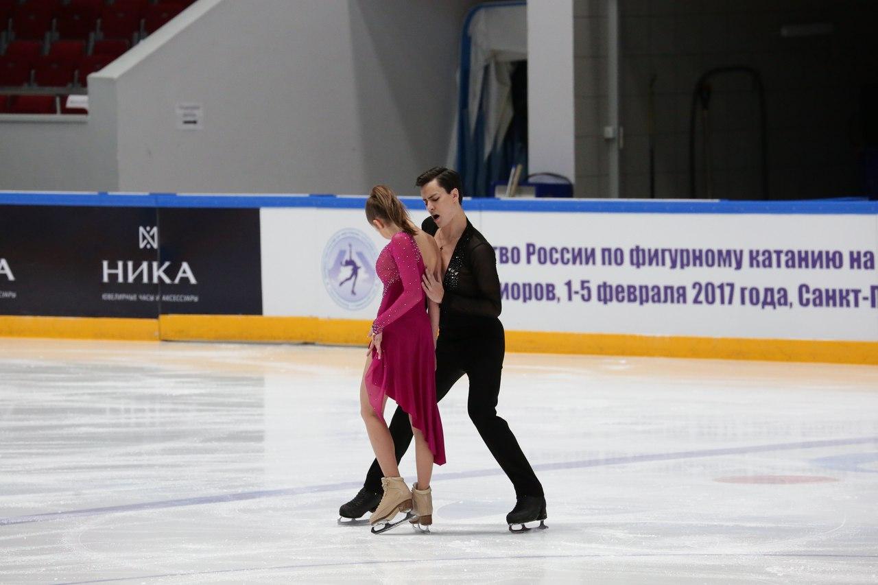 Анастасия Шпилевая - Григорий Смирнов/ танцы на льду - Страница 8 GI3gKbNvwyk