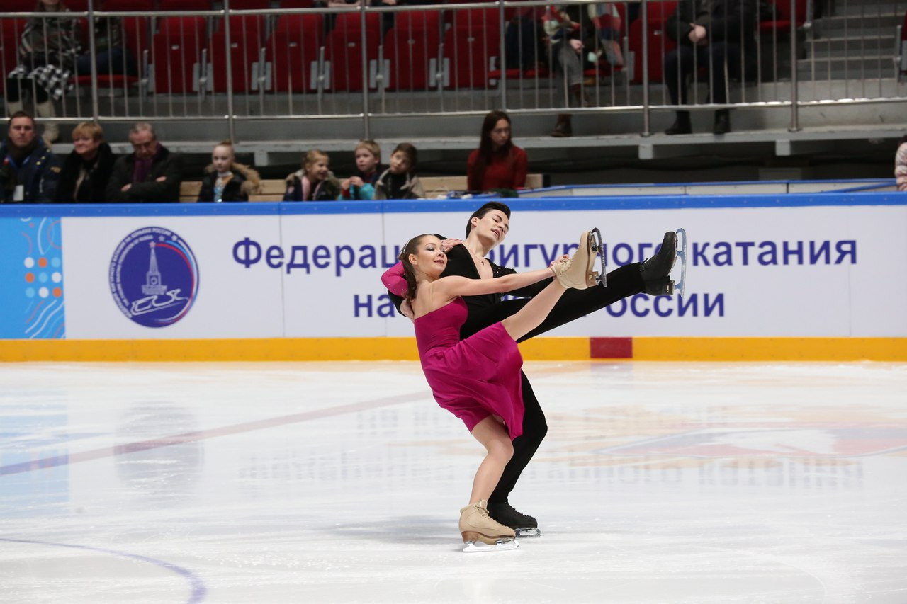 Анастасия Шпилевая - Григорий Смирнов/ танцы на льду - Страница 8 3vrA5rX3cCE