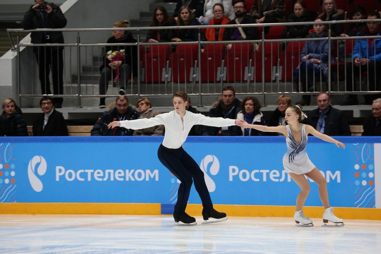Школа Москвиной, парное катание (Санкт-Петербург, Россия) - Страница 8 UqnMlBxT_pM