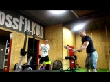 Командный комплекс для 2х атлетов в CrossFitKRD