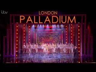 42nd Street at the London Palladium