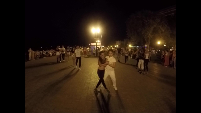 Bachata/Kizomba. Ritmo Picante. Open-air 26.08.17