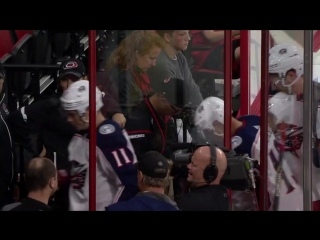 Highlights: CBJ vs CAR Oct 10, 2017