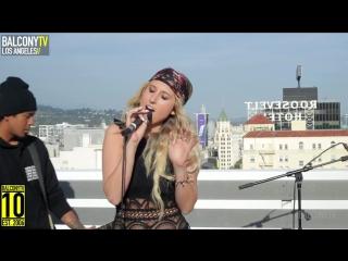 Evalyn - Filthy Rich (Live)