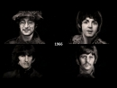 The Transformation of THE BEATLES - live 3D chronology
