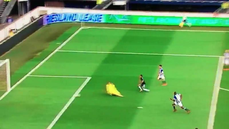 Херенвеен - Аякс (0:1) Нерес, 38-я минута