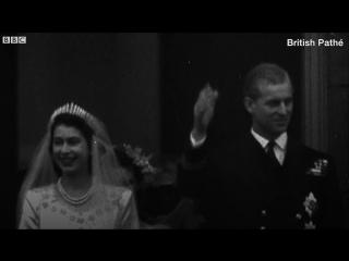 Королевская свадьба: 70 лет