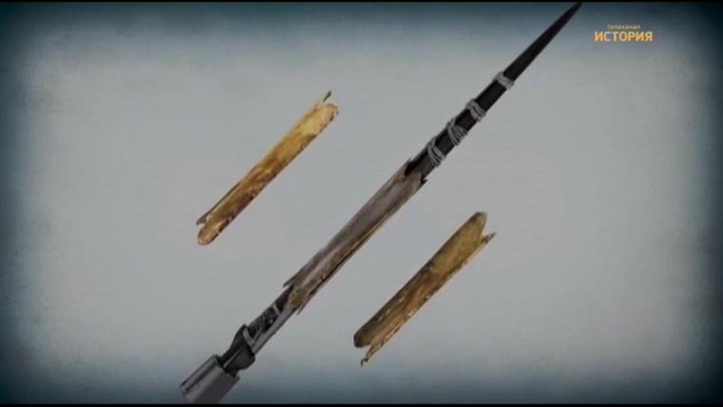BBC. Расшифрованные сокровища (Сокровища мира) / Treasures Decoded / S. 2. 06. Копьё судьбы / Christ's Holy Spear