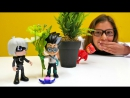 Видео для девочек Героивмасках любовное зелье для Лунной девочки Видео про игрушки