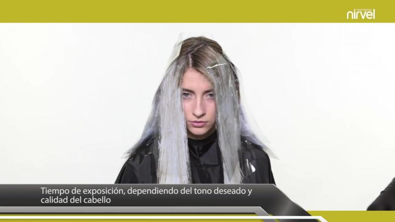 Adiós al cabello castigado durante la decoloración con Nirvelplex