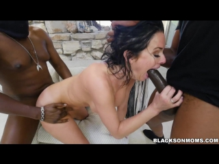 Veronica Avluv (Big Black Cocks For Big Mom Tits / 10.02.17)[2017, HD 1080p]