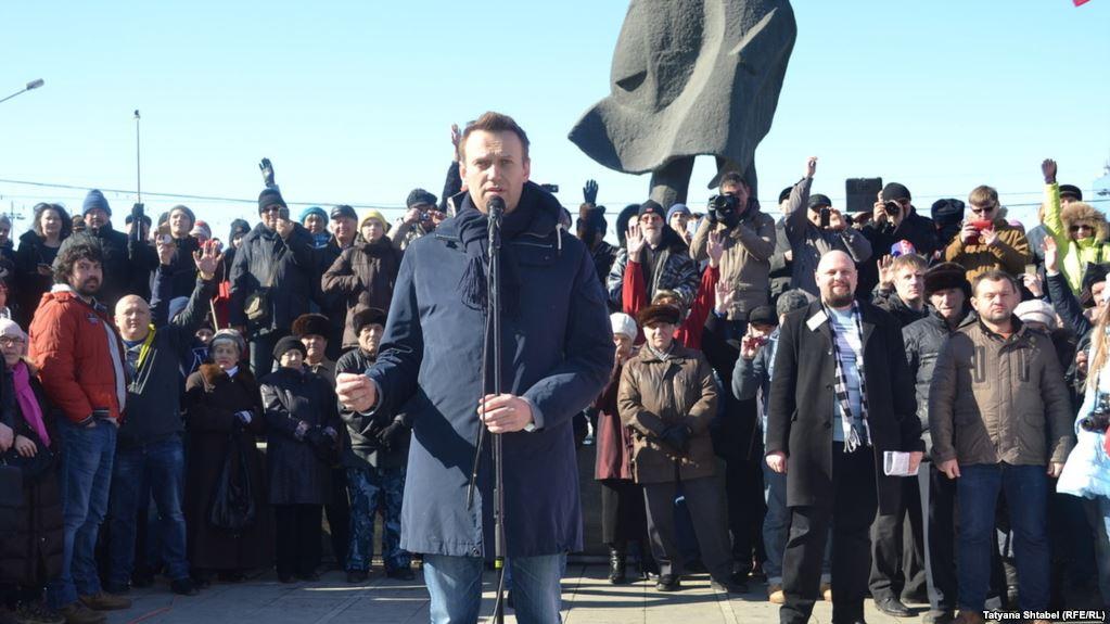 Кремль окончательно решил не пускать Алексея  Навального на выборы