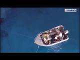 Видео со съёмок фильма «Аквамен»